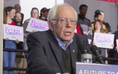 Bernie 'bores' at UNI visit