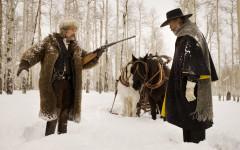 Tarantino's 8th film is killer