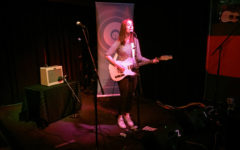 PANTHER PORTRAITS: Margaret Glaspy at the Octopus