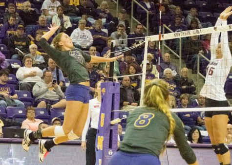 Volleyball homestand proves successful