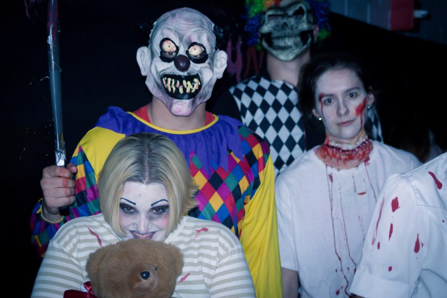 Haunted house horrors you'll want to see