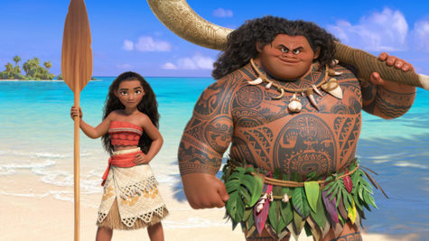 Disney's new Pacific Island princess