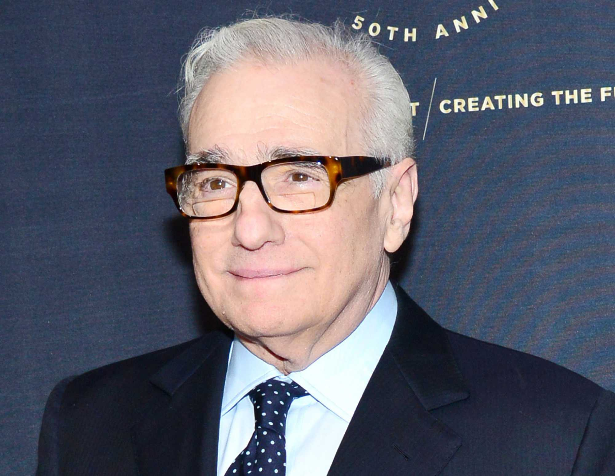 Legendary filmmaker Martin Scorsese's new film