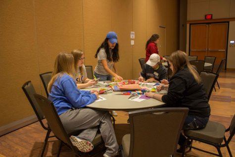 Students undergo poverty simulation