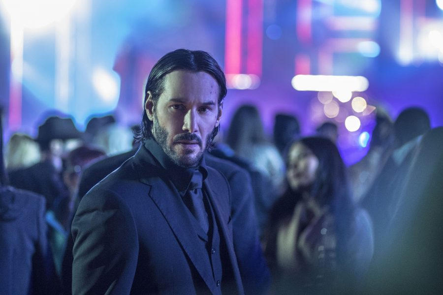 """John Wick: Chapter 2,"" starring Keanu Reeves, continues the story of its 2014 predecessor and has garnered similar critical praise, currently boasting a 90 percent approval rating on Rotten Tomatoes."