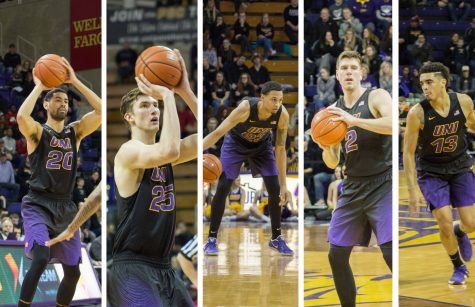 UNI falls to Wichita after four straight wins