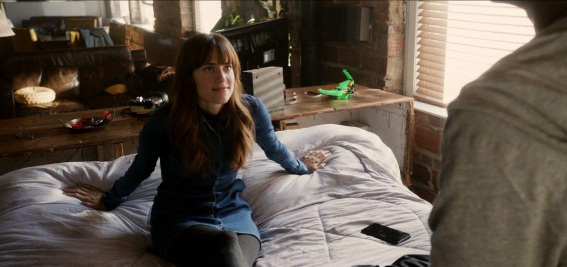 Allison Williams stars alongside Daniel Kaluuya in Jordan Peele's directorial debut