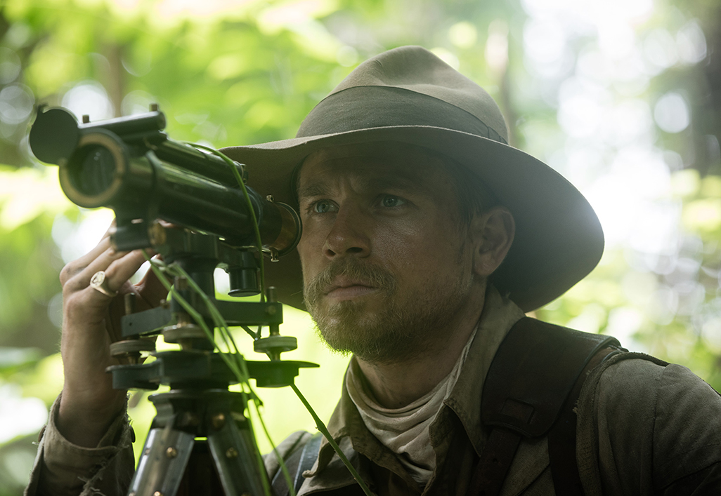 'Lost City' is must 'Z' movie