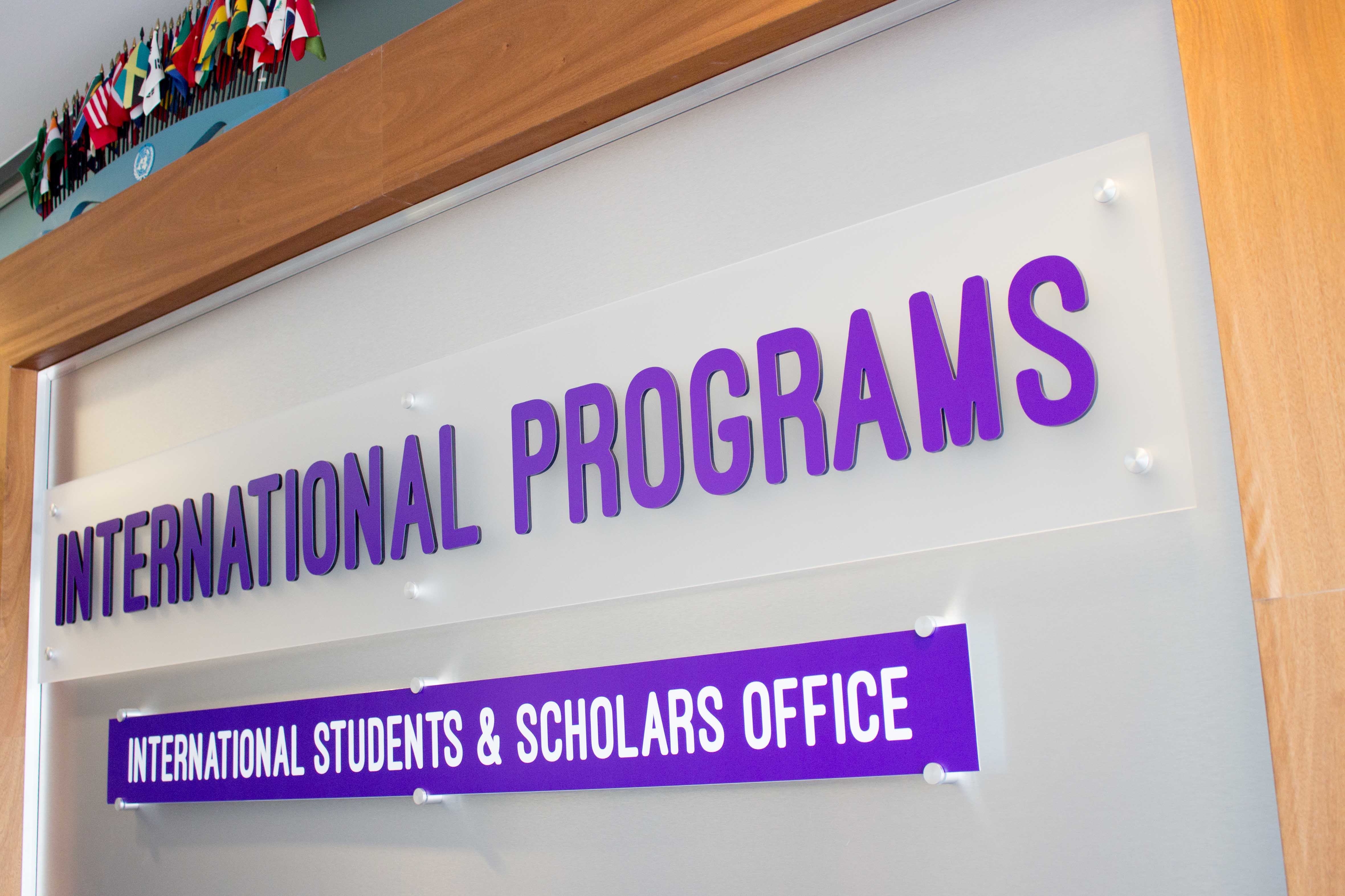 The International Students and Scholars Office and the Department of Residence have both discussed the challenge of accommodating international students on campus, especially during breaks.