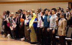 UNI hosts citizenship naturalization ceremony