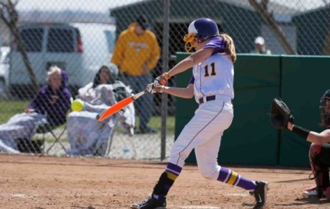 UNI drops two of three against Lady Bears