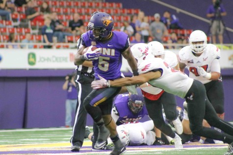 Panthers fall short of NDSU, 31-28