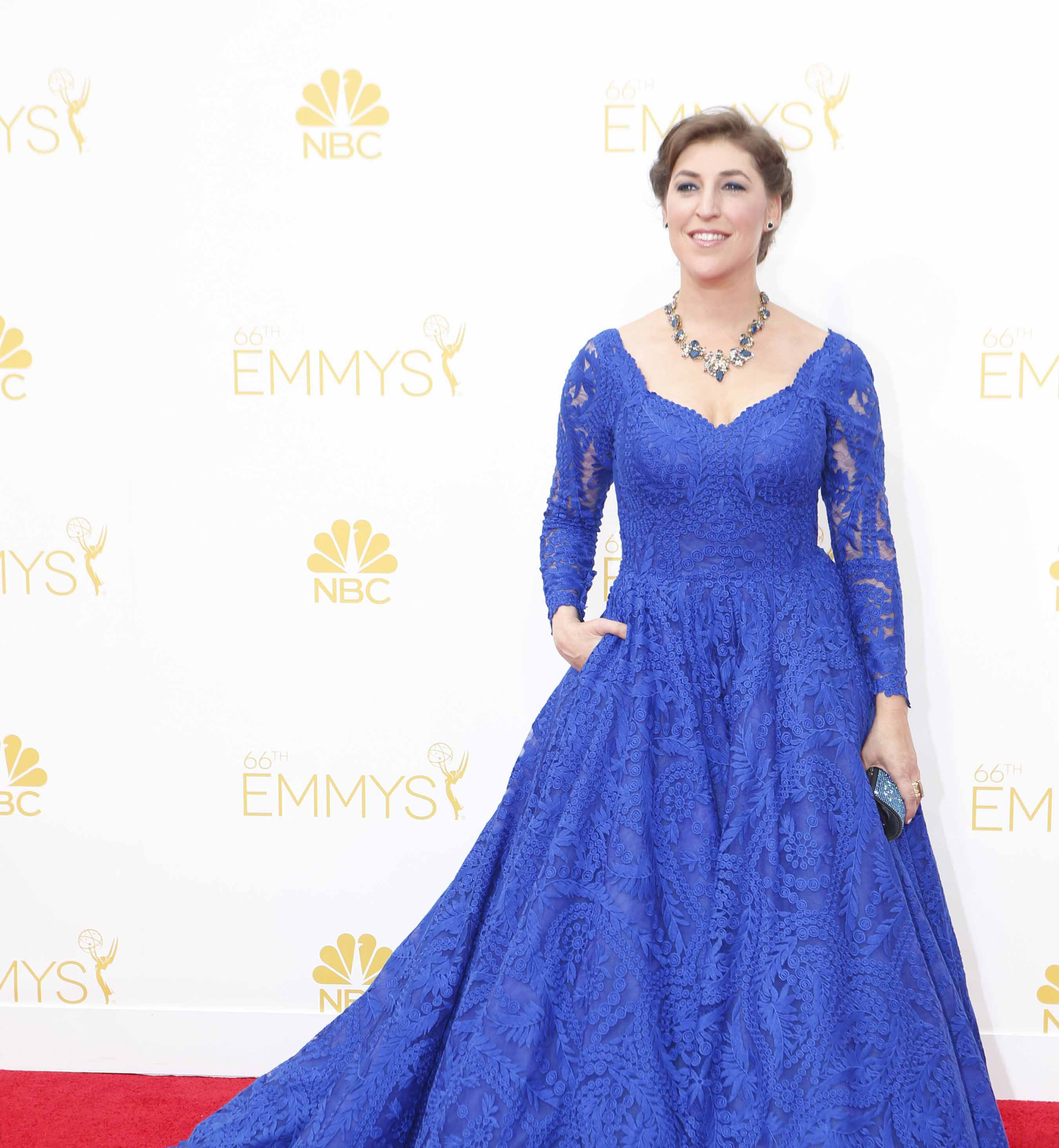 Mayim Bialik, who spoke in the GBPAC on April 11, has been nominated for four Emmys, though President Ruud mistakenly announced she had been nominated for three. Bialik later corrected him in good humor