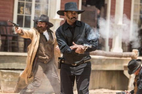 Denzel Washington starred as Sam Chisolm in