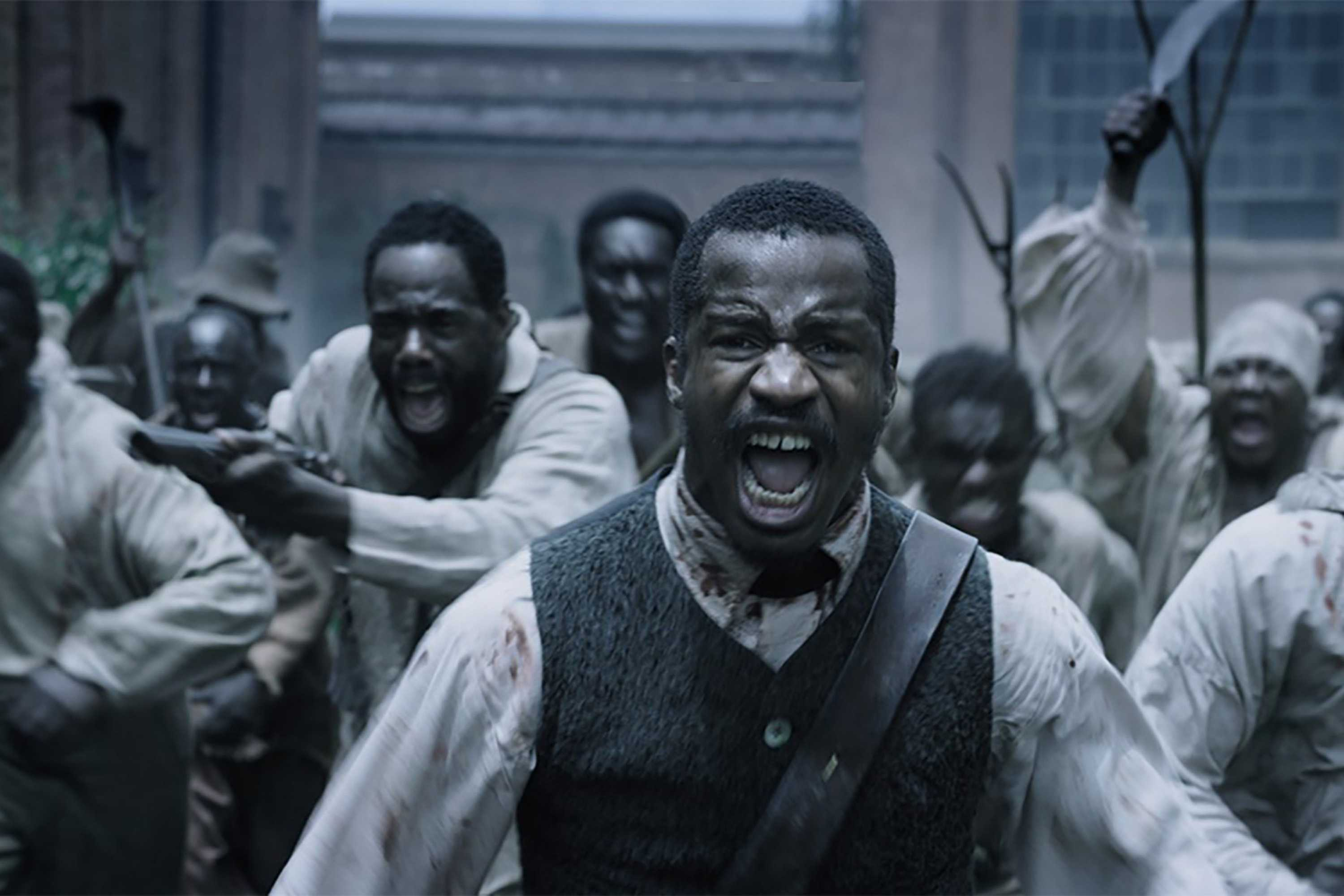 Nat Turner, played by Nate Parker, is a slave who must decide if he wants to stand up for what he believes in.