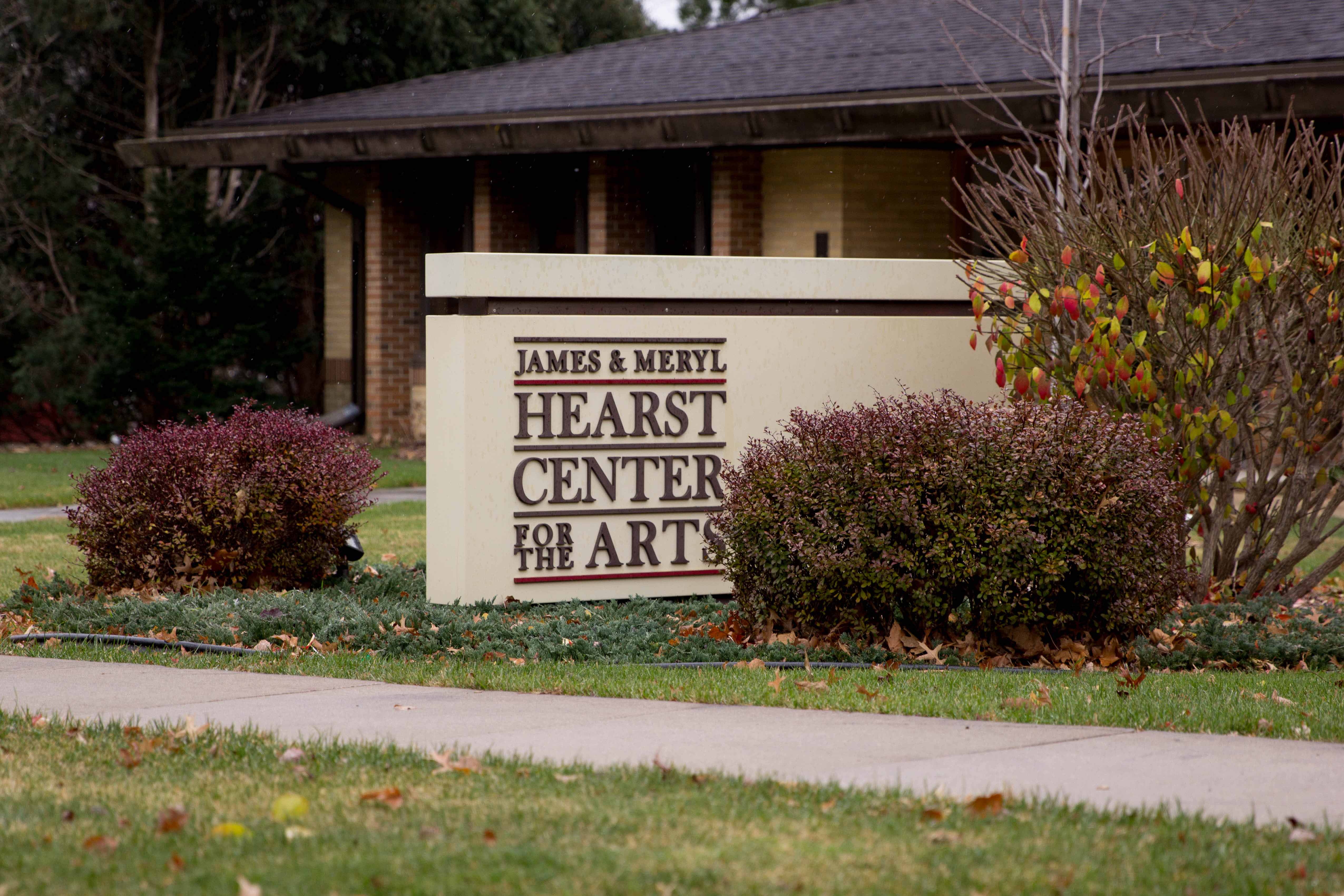 The Hearst Center for the Arts is located at 304 W. Seerly Boulevard several blocks away from campus. Several holiday concerts will occur here ranging from jazz to more traditional styles.