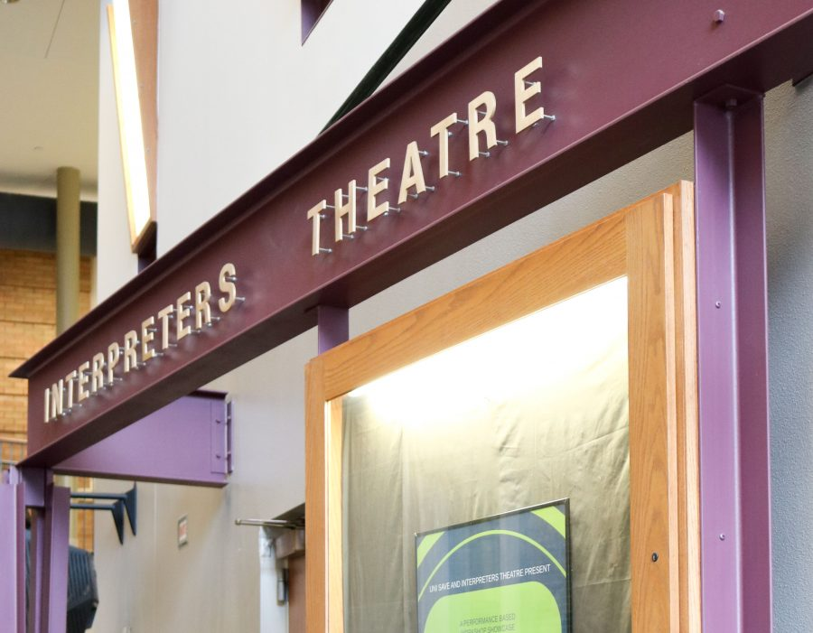 The Interpreters Theatre, located in Lang Hall, will serve as the venue for UNI SAVE's