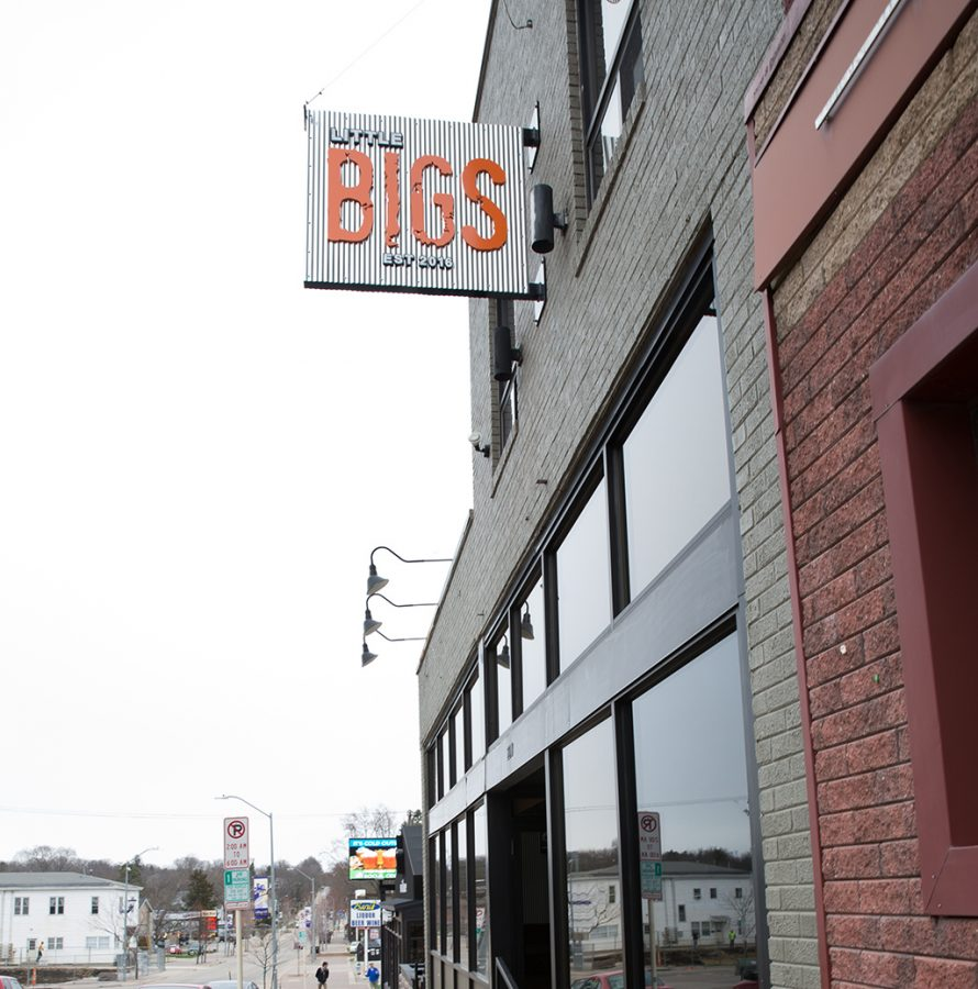 Little Bigs opened Nov. 7, 2016, which replaced Beck's Taproom Grill.