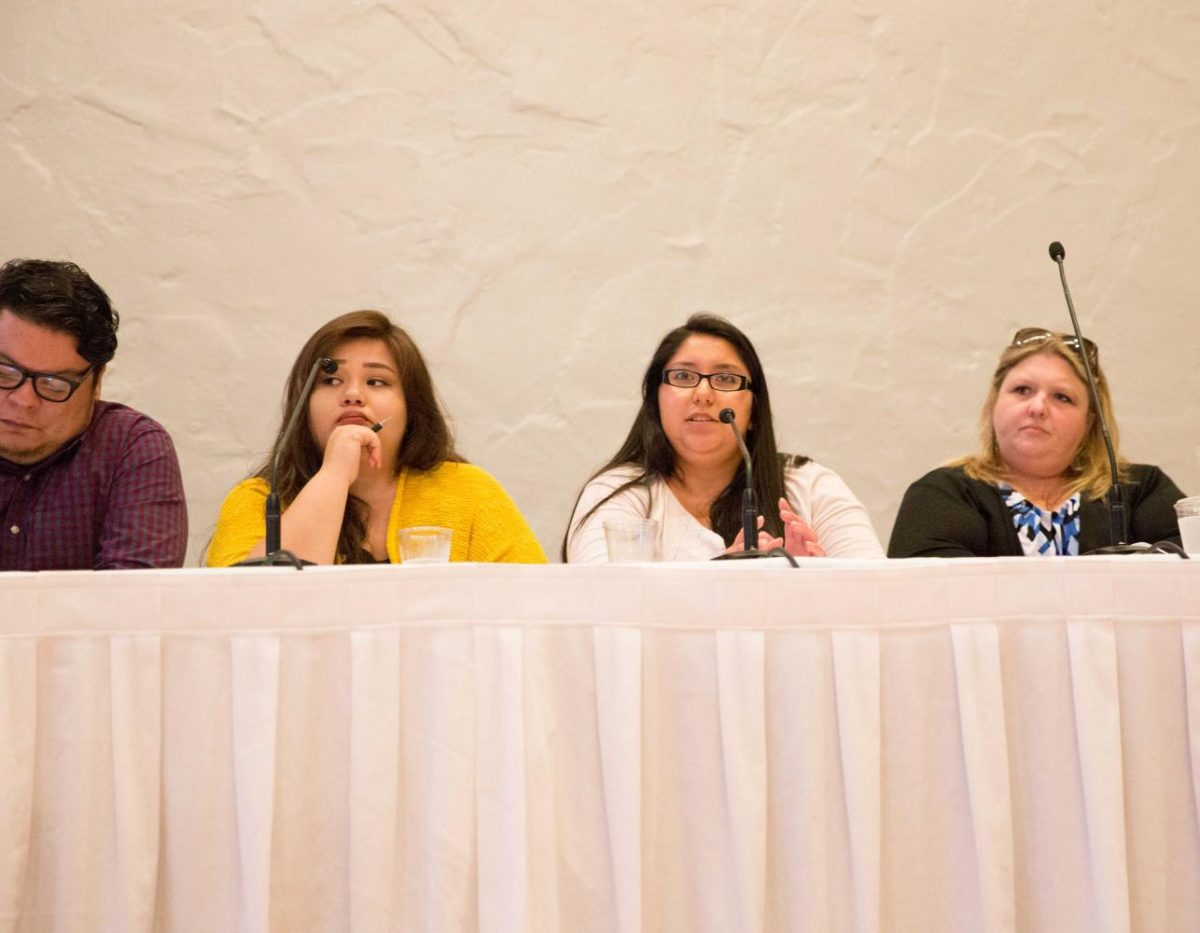 Panelists at 'Immigration 101' discussed issues of race and immigration policy.