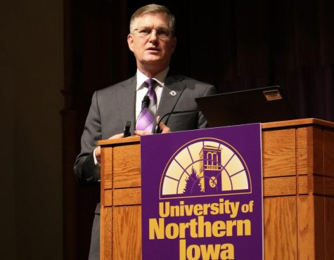 Nook's State of the University Address