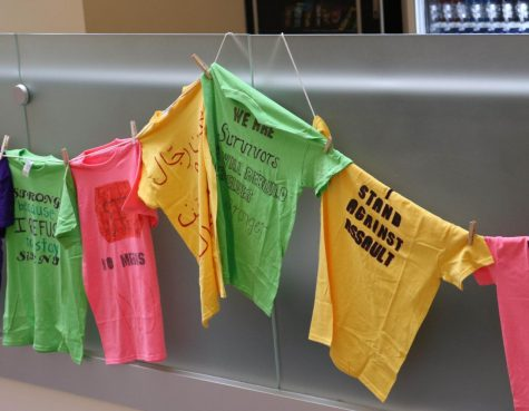 Clothesline Project brings awareness