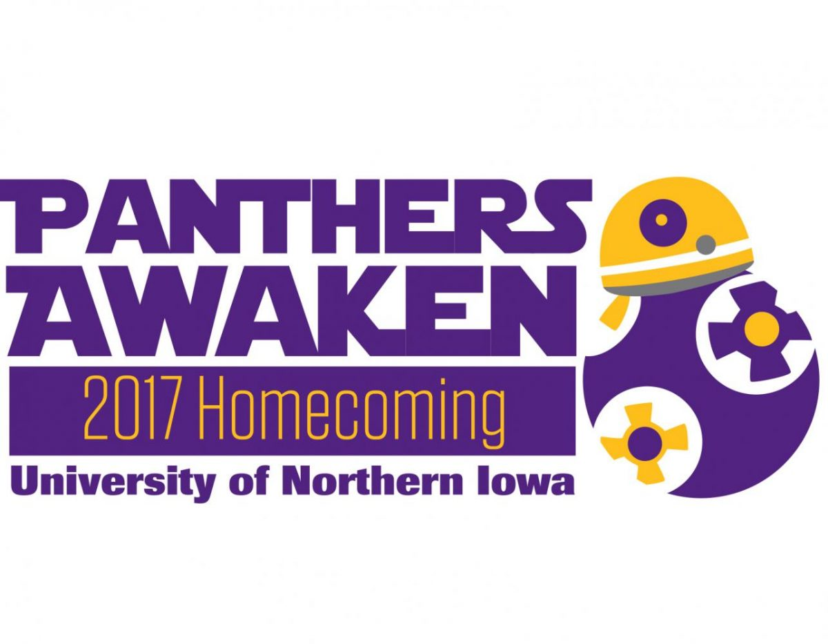 This years's Homecoming theme is 'Panthers Awaken,' after the most recent entry in the Star Wars saga.