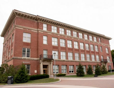 Wright Hall turns 100