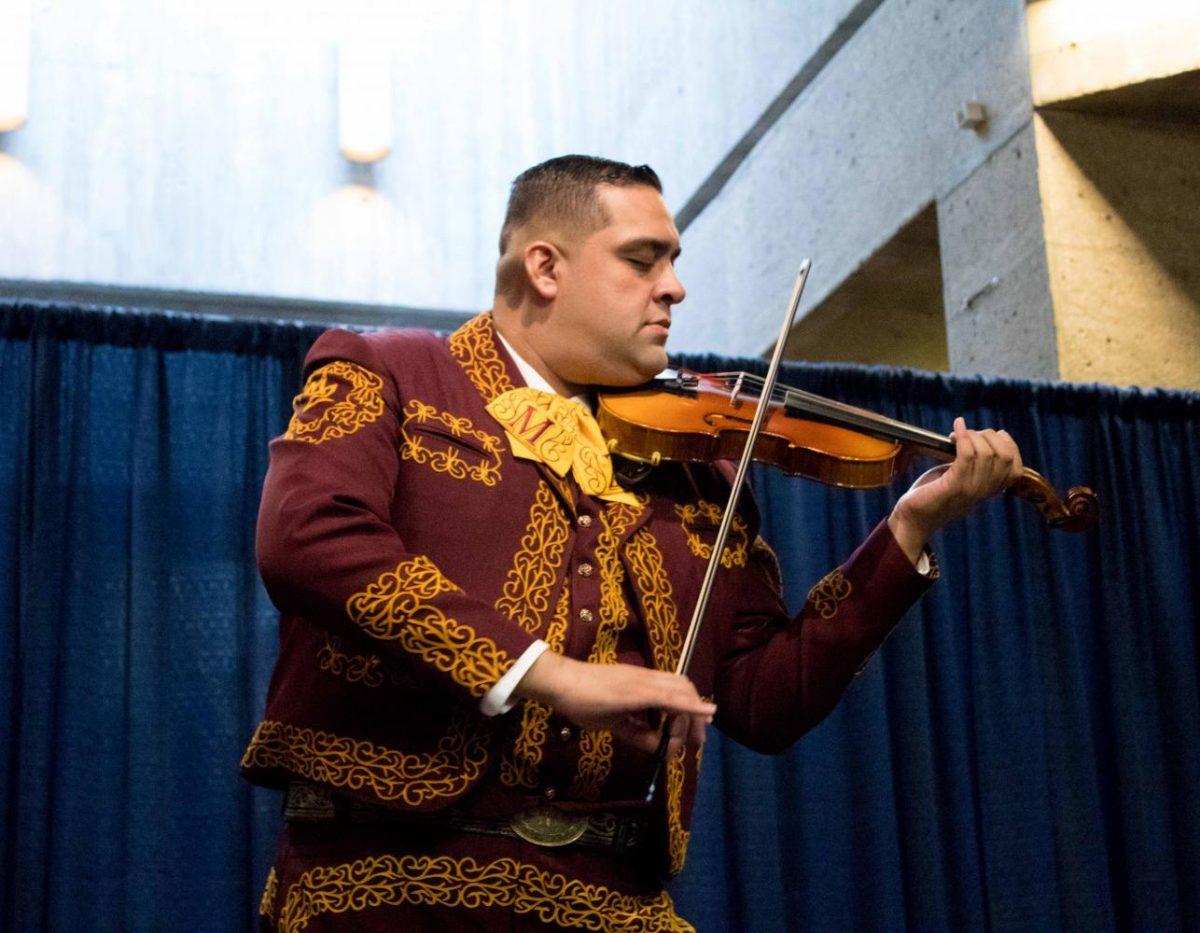 Students showcase Latino heritage