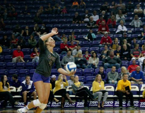 UNI volleyball improves record to 17-5