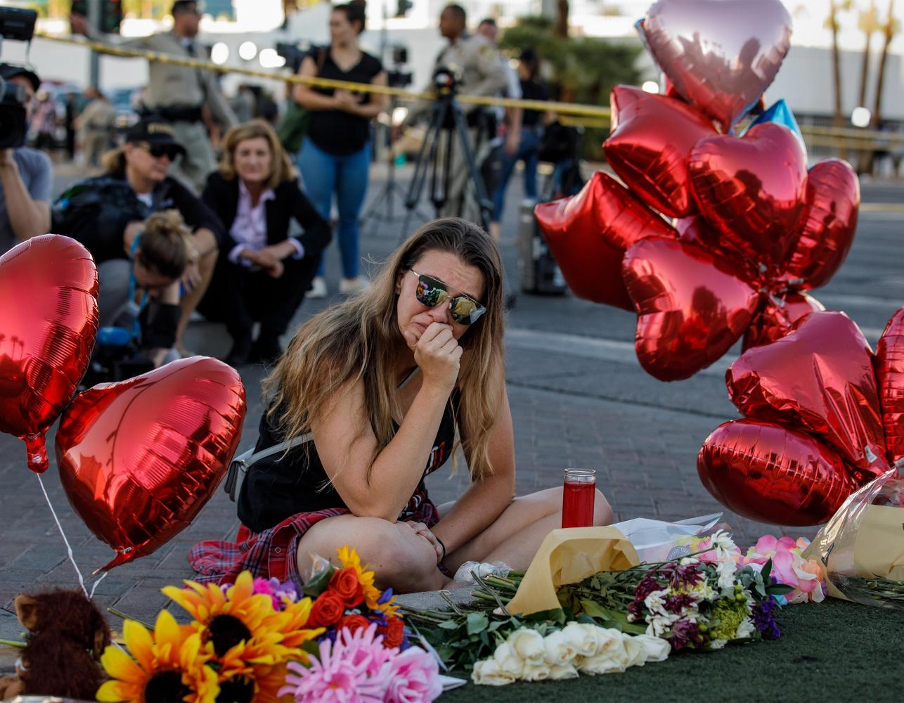 In response to the deadly shooting in Las Vegas on Sunday, opinion columnist Abbi Cobb calls for America to take a deeper look at the causes of mass murder.