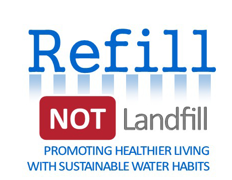 The Refill not Landfill campaign aims to reduce the number of bottles thrown away by giving away free water bottles on Oct. 31 across campus.