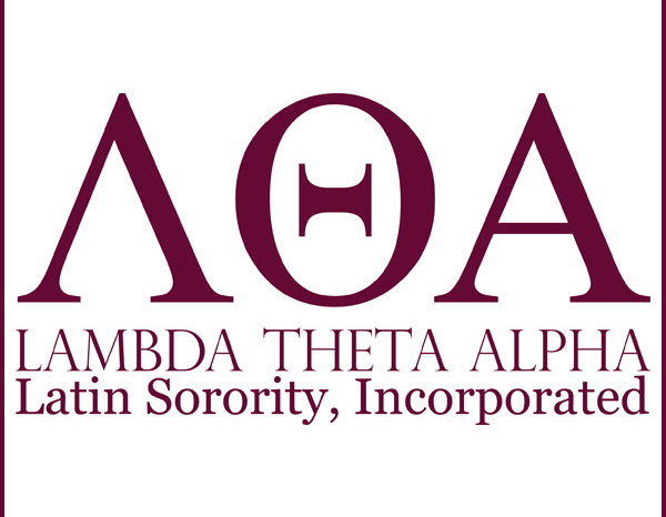 The potential candidates for Lambda Theta Alpha Latin Sorority are working towards establishing a chapter of the sorority at UNI.