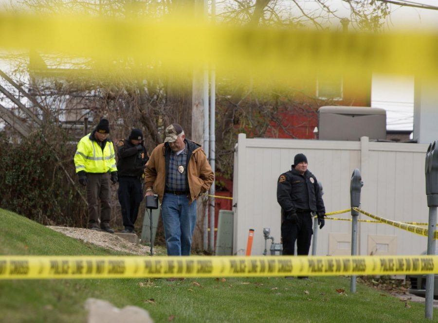 Shots fired on Hill: one dead, one injured