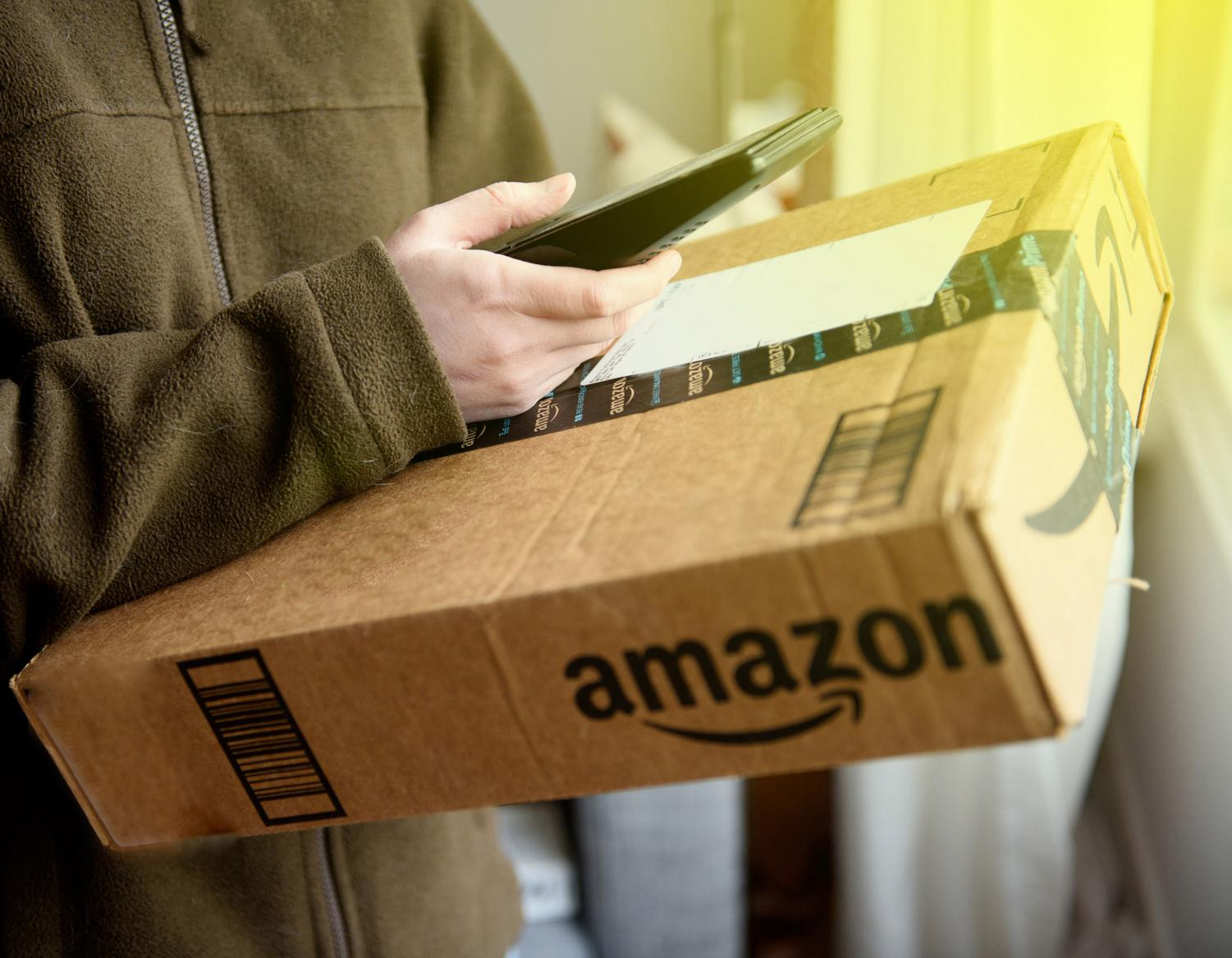 Opinion columnist Sam King discusses the recently announced Amazon Key, a service that allows Amazon Prime members to have a delivery person place their package inside their home to protect from theft and weather damage.