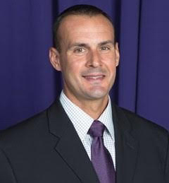 DON BISHOP, UNI Head Athletic Trainer