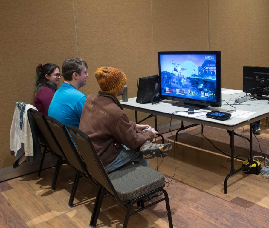 The Panther eSports convention had a variety of board games, video games and tabletop games.