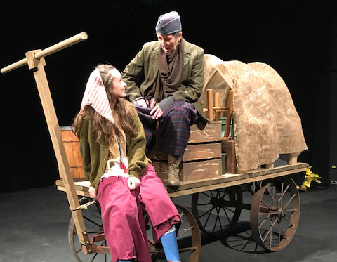 The TheatreUNI Production of