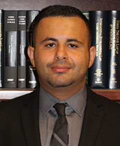 Khaled Beydoun, a law professor from the University of Detroit Mercy, will be giving a lecture about the rise of Islamophobia in today's political climate.