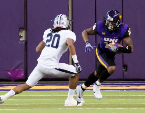 UNI Football advances in the playoffs