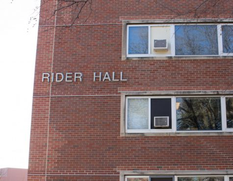 RLC vacancy in Rider Hall filled