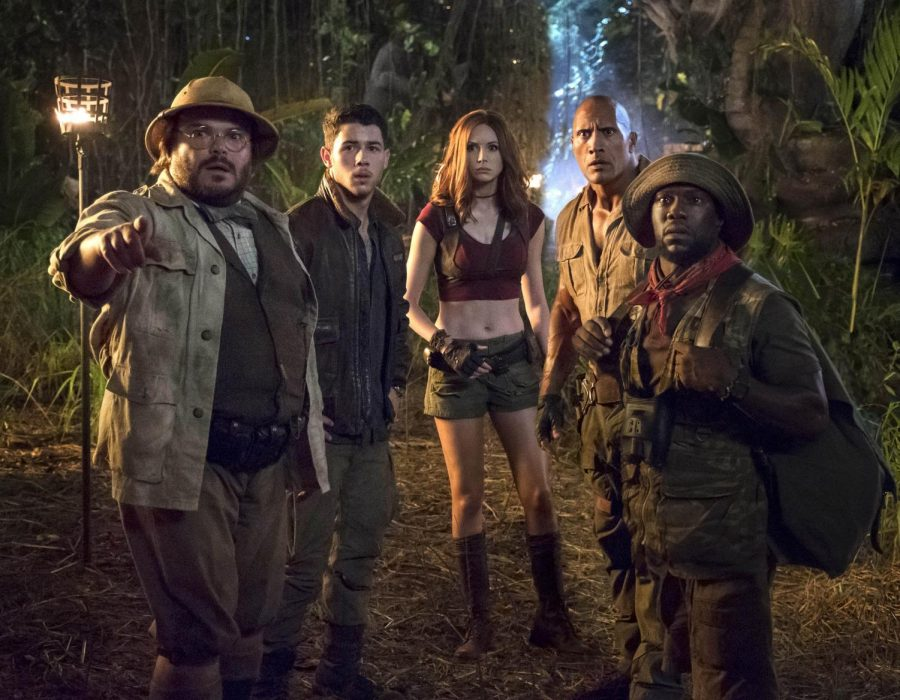 %22Jumanji%3A+Welcome+to+the+Jungle%2C%22+directed+by+Jake+Kasdan%2C+has+received+a+76+percent+approval+rating+on+Rotten+Tomatoes.+The+film+was+released+on+Dec.+20%2C+2017+and+has+an+overall+box+office+of+%24666.2+million+as+of+press+time.