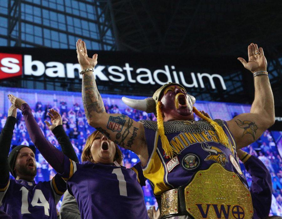 A Minneapolis miracle: Vikings stun Saints