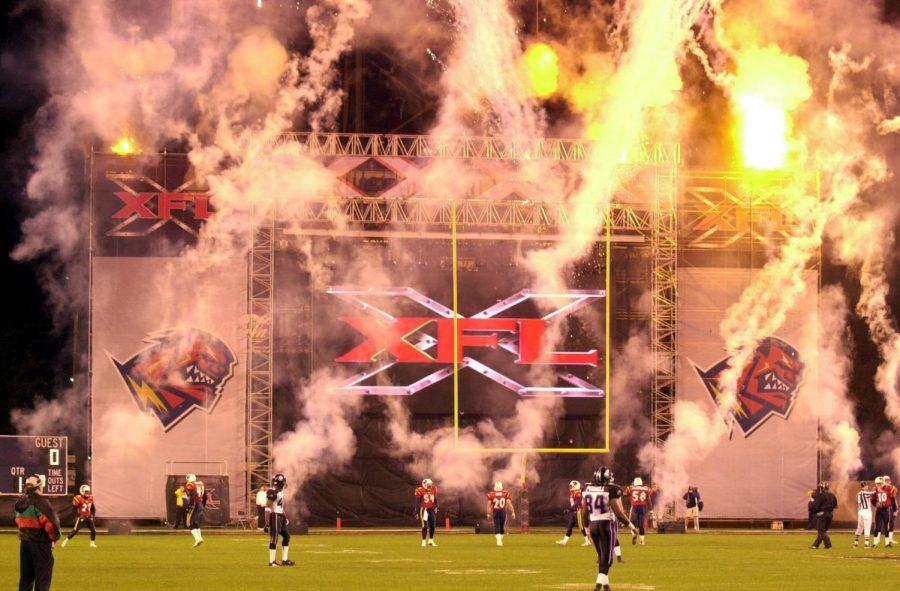 Xtreme Football League revival set for 2020
