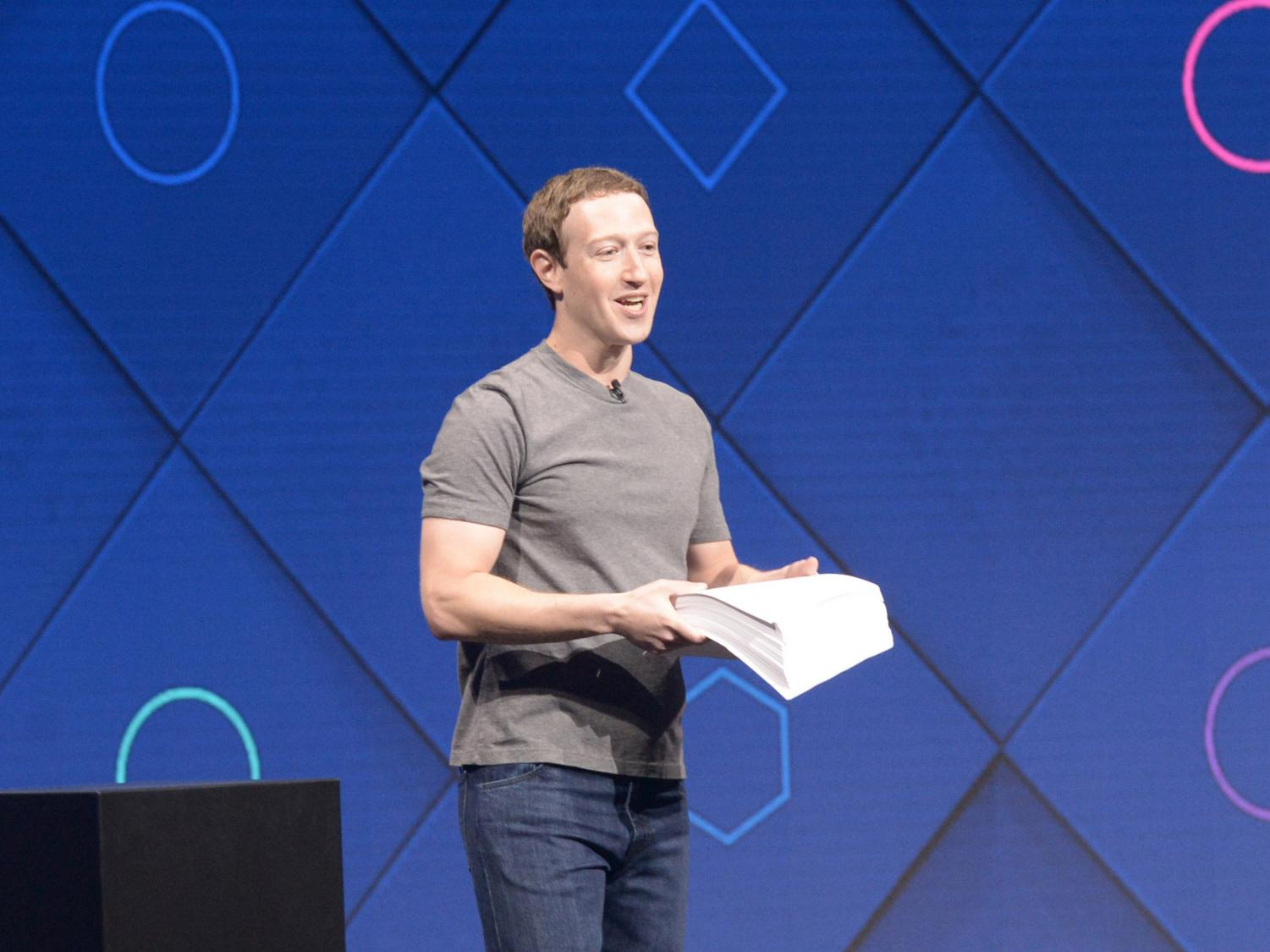 Opinion columnist Sam King discusses Facebook CEO Mark Zuckerberg's recent promise to remove false news stories from the popular social networking site.
