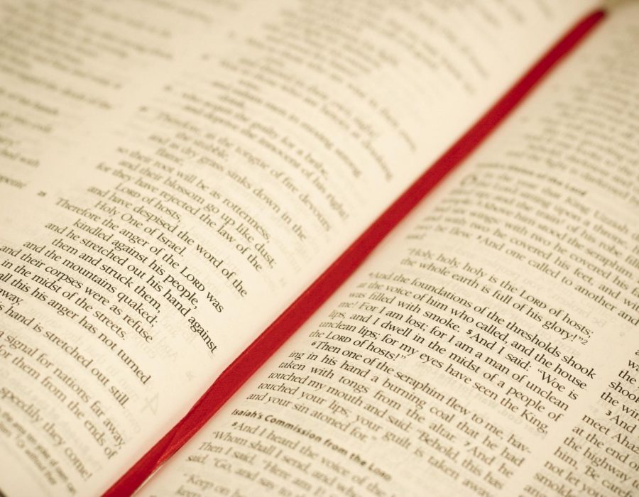 House File 2031 would allow for elective classes on the subject of the Bible and its various books to be taught in public high schools in Iowa.