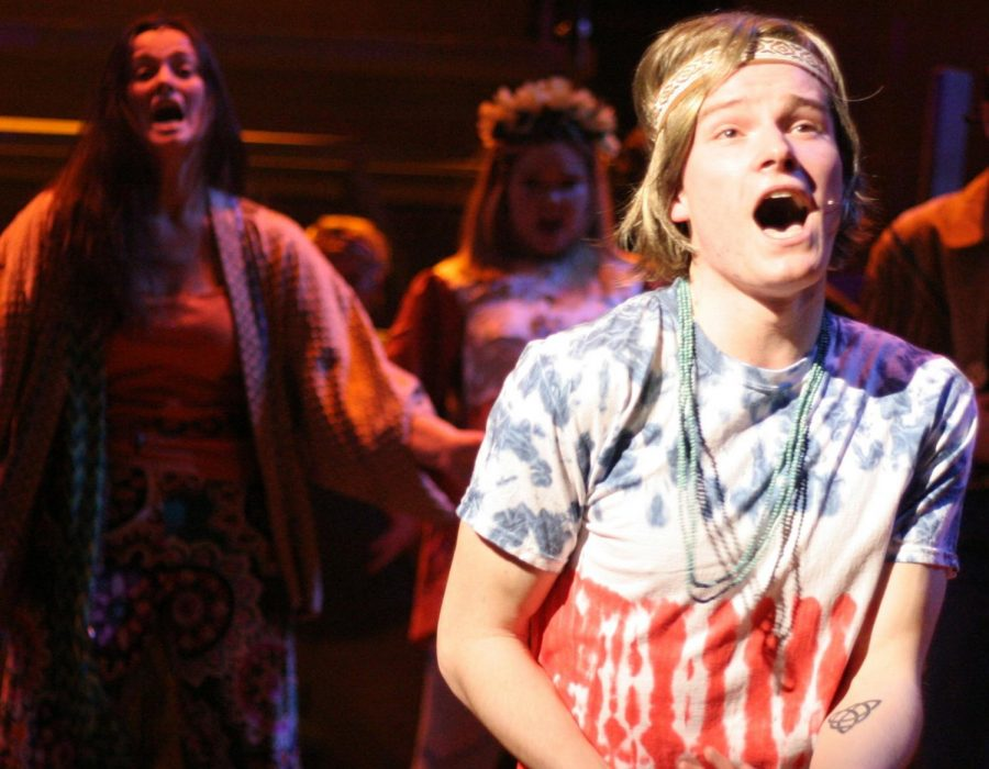 TheatreUNI to present 'Hair' for 50th anniversary