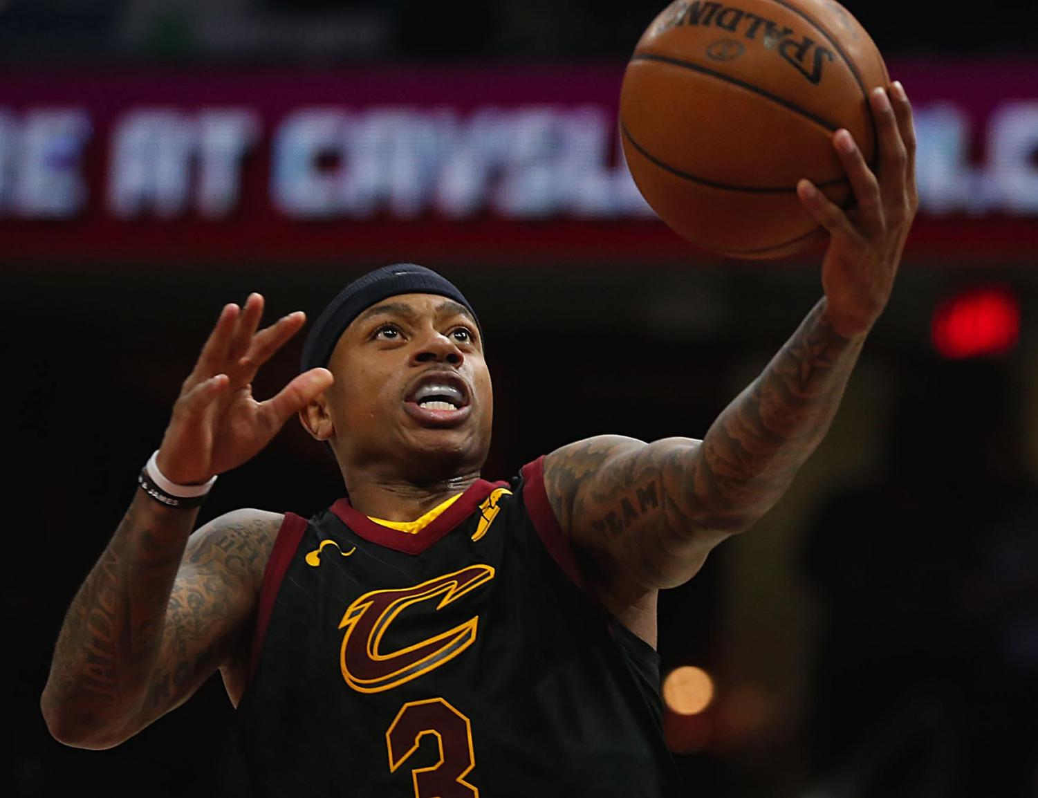 Sports writer Jerrius Campbell analyzes the recent trades in the NBA, such as the Cavaliers' Isaiah Thomas' move to the Los Angeles Lakers.