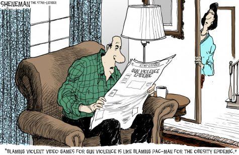 Stop blaming violent media