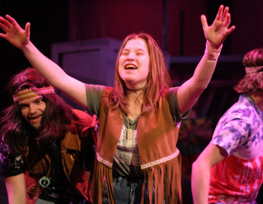 TheatreUNI lets the sunshine in with 'Hair'