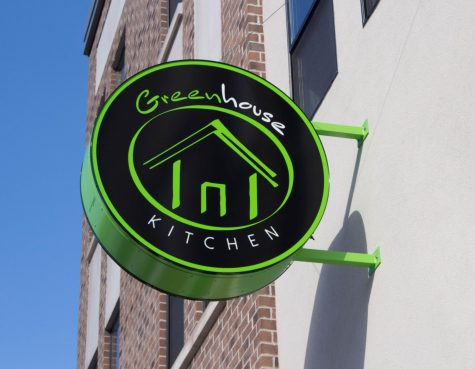 Greenhouse Kitchen come to the Hill
